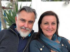 Jeff & Roula