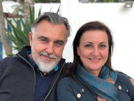 Jeff et Roula