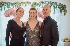 Céline, Marine, Alex