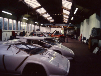 Sienna cars little production line