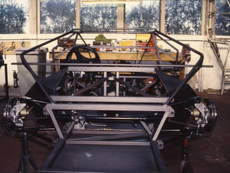 Sienna LP500 chassis