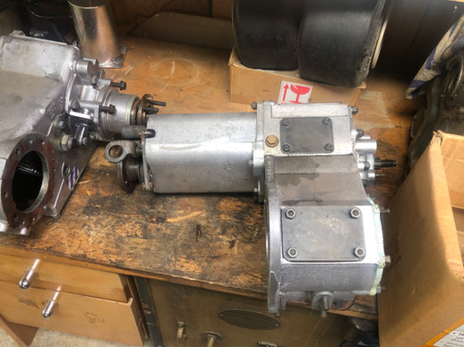 Series Transfer Case