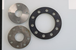 Stainless and mild steel