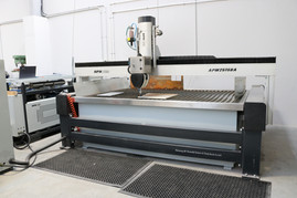 The Waterjet machine