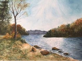 Donna Egan art autumn quietude.JPG
