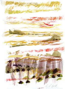 triptyque paysage 2