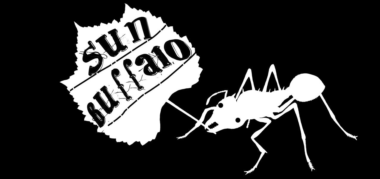 Sun Buffalo Logo