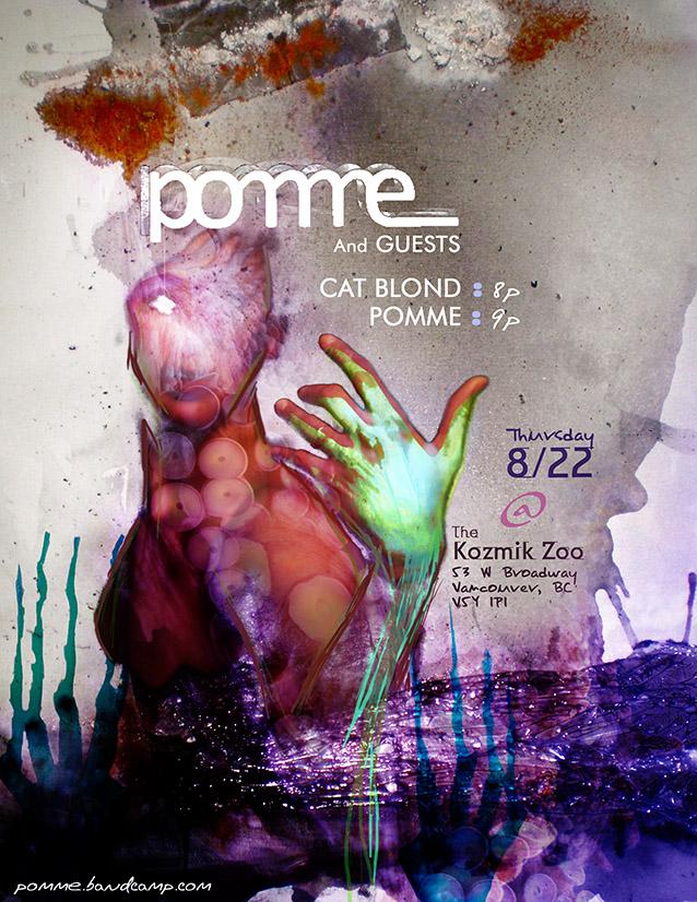 Pomme Poster