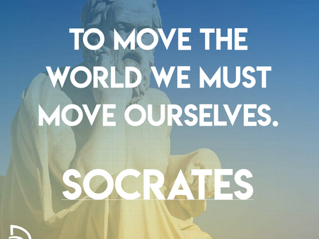 To Move The World We Must Move Ourselves