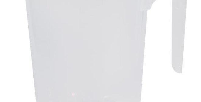 JARRA DE PLASTICO MEDIDORA GRADUADA 1 LT 990 ERCA PLAST
