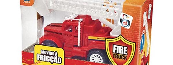 BOMBEIRO FIRE TRUCK - 3 MODELOS SORTIDOS