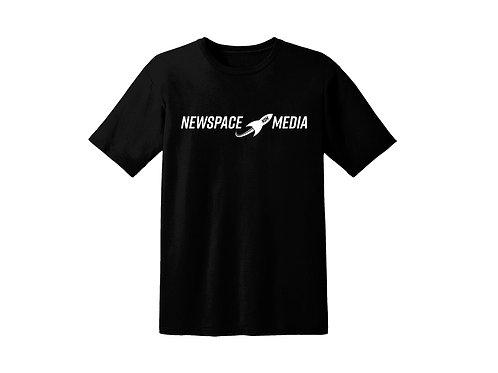NSM Logo Black T-Shirt