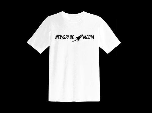 NSM Logo White T-Shirt