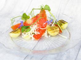 Akavit Salmon