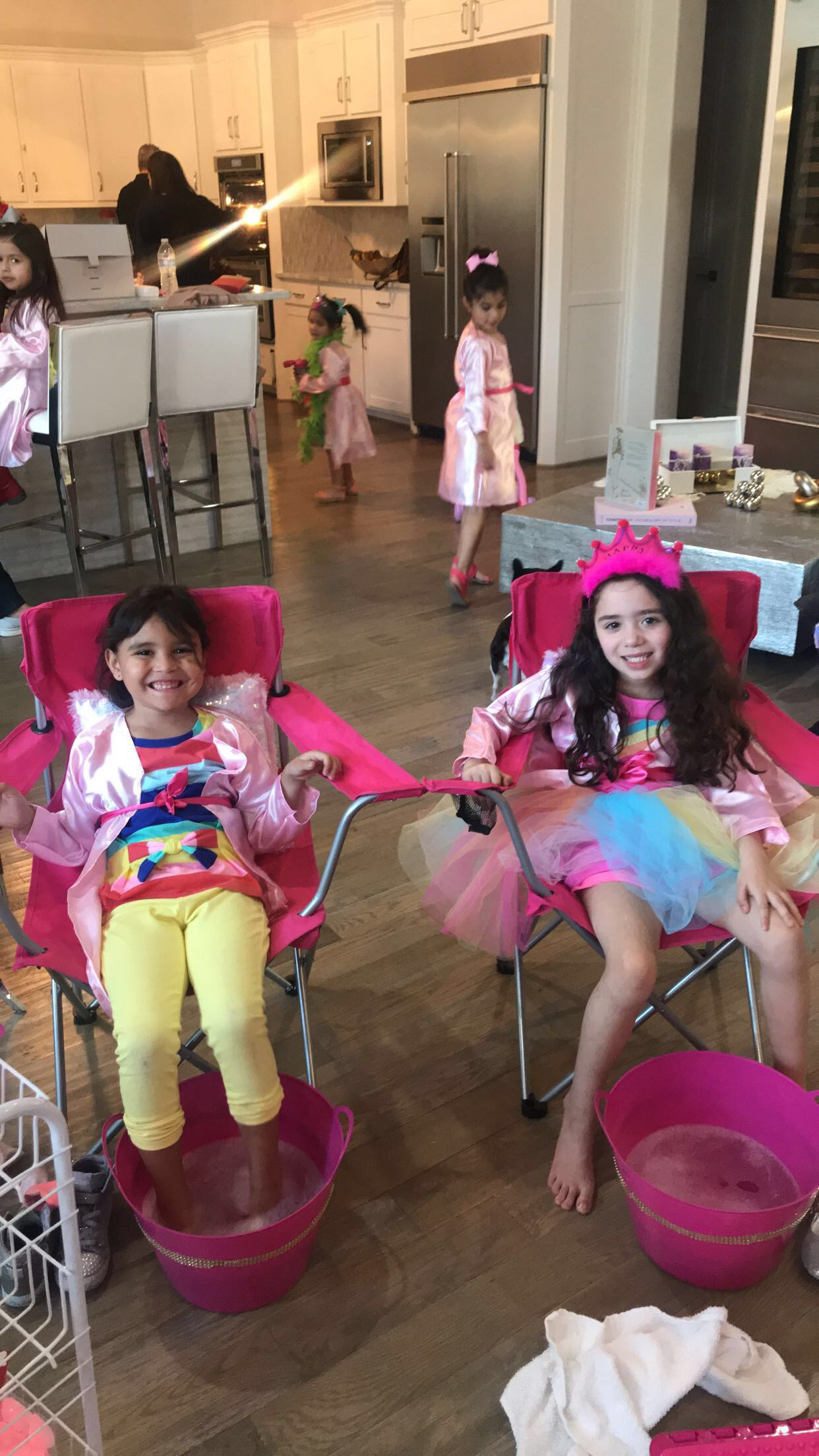 Slime Doll Spa party (up to 10 girls)