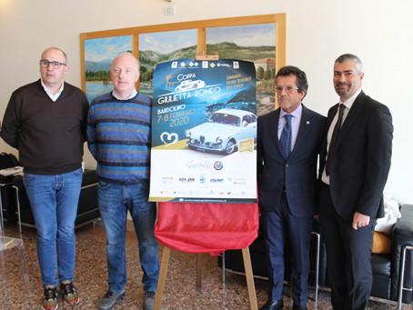 Record di iscritti alla Coppa Giulietta&Romeo 2020. Superate le 100 le vetture al via.
