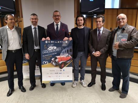 Oltre 50 vetture alla prima della Coppa Giulietta&Romeo