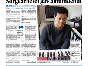 Reportage in local newspaper GöteborgDirekt
