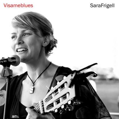 Release Day, Sara Frigell - Visameblues