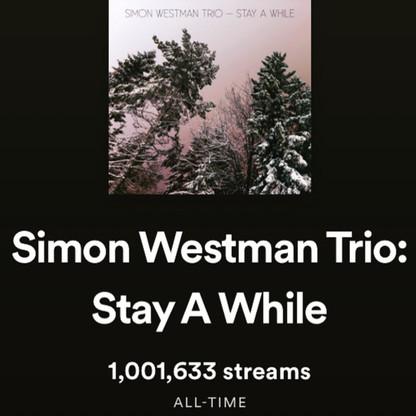 A million thanks for a million streams!