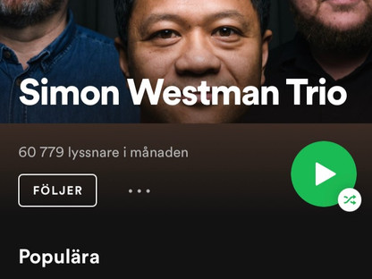 500k streams on Spotify