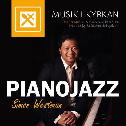 Pianojazz, Norums Kyrka