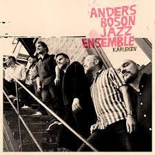 Anders Boson Jazz ensemble - new album out!