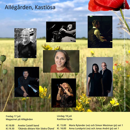 "Maria Rylander & Simon Westman Duo - Live at ""Lilla Jazzfestivalen"""