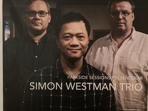 Simon Westman Trio - Live in Stenungsund 29/9