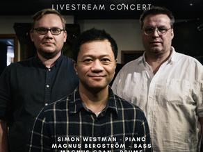 Simon Westman Trio - LIVESTREAM