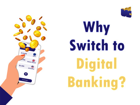 Why Switch to Digital Banking? America Daily Post Features WireWallet