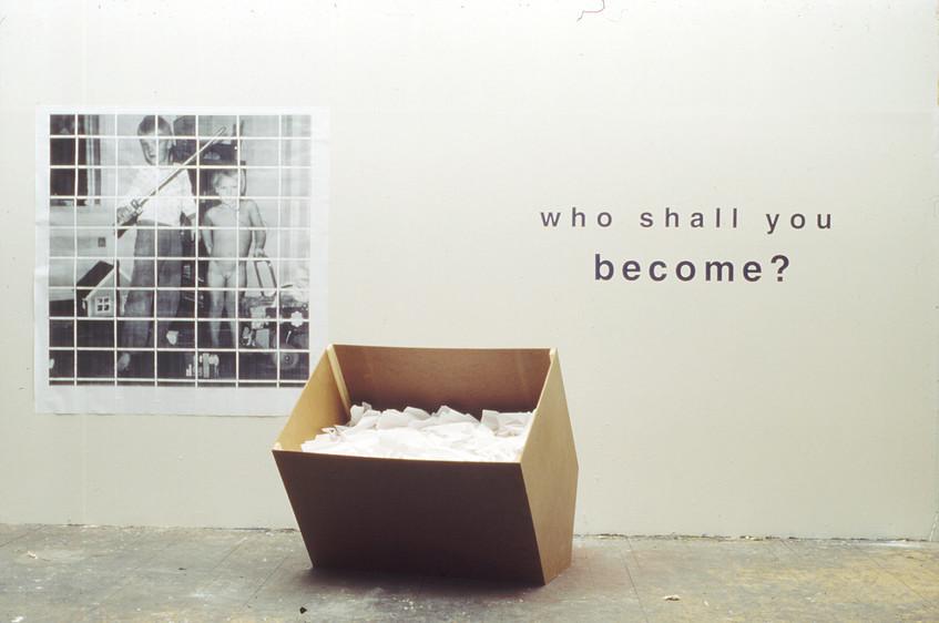 Who Shall You Become