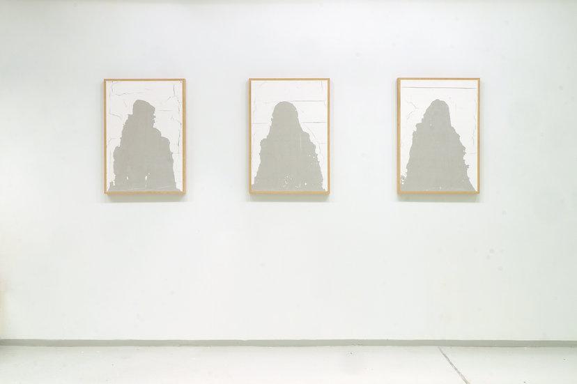 #98-100 Distal Other (Mona Lisa series)
