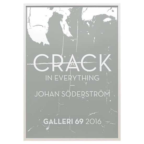 A Crack In Everything - Galleri 69