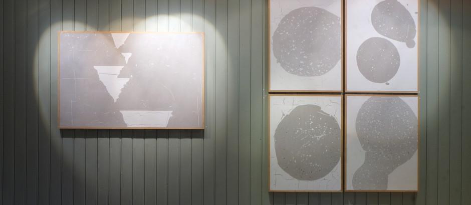 White And Grey | Halden Kunstforening