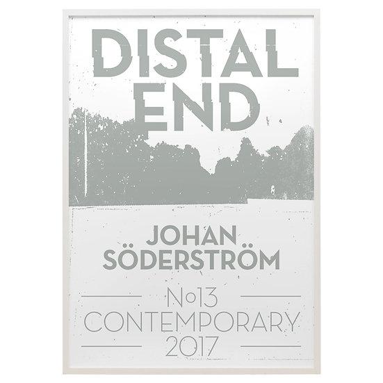 Distal End - No13 contemporary