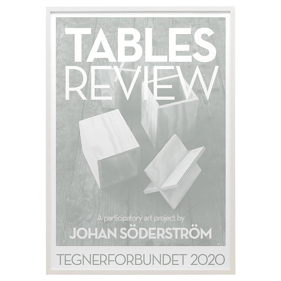 TABLES Review - Tegnerforbundet