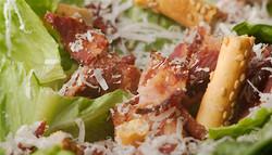 salade césar, photo Jean Demers
