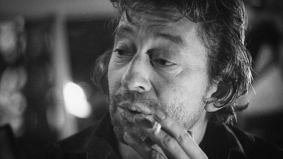 Serge Gainsbourg : le poète noir de la scène française