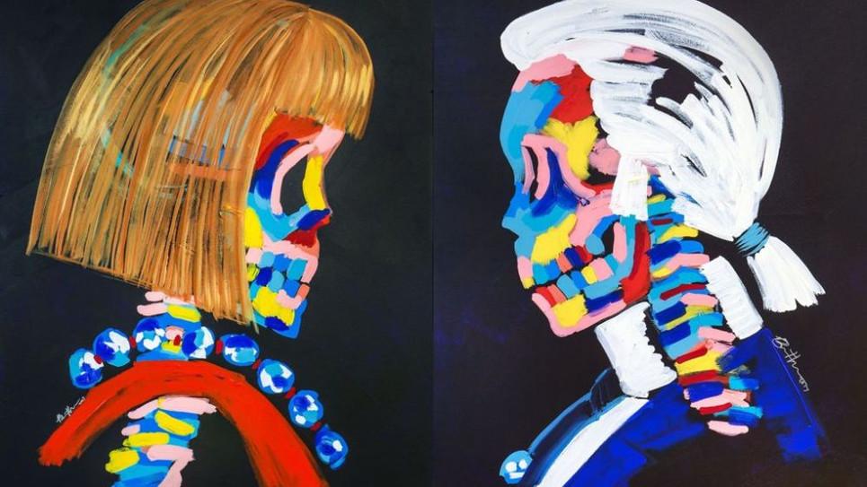 Bradley Theodore : le peintre qui fait danser les morts