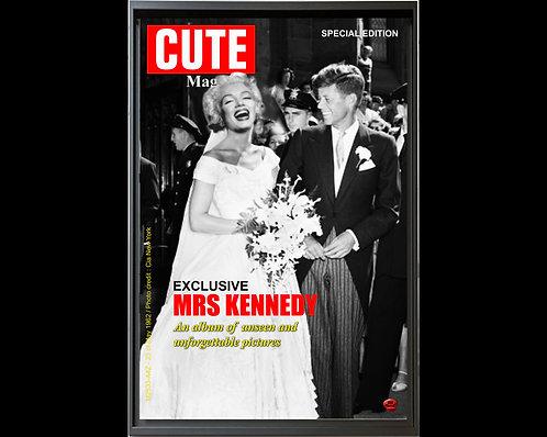 Mrs Kennedy - 60x40 cm