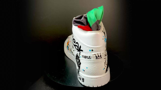 "Air Jordan 1 Triple ""black"" chez Sakura depuis le 9 Septembre !"
