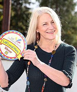 Sheila Smyth, Lidl Local Hero award winner