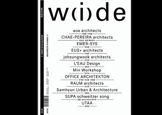 [megazine] 와이드AR 2018년3-4월호 Special Edition Vol.02