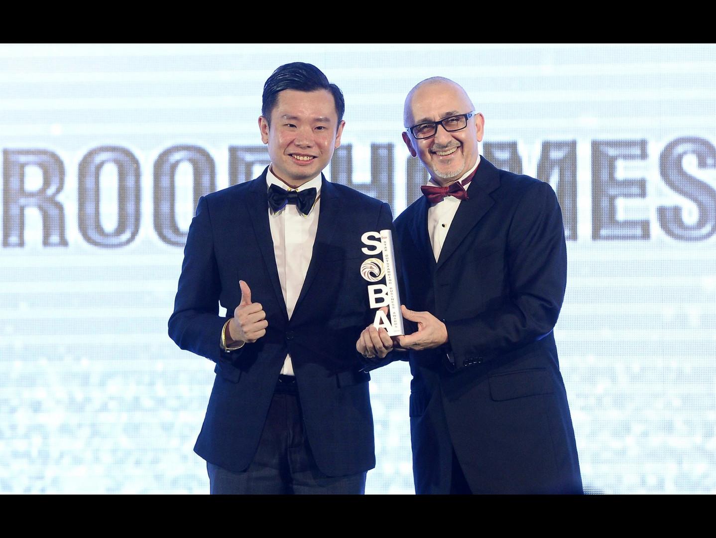 TRR SOBA Award