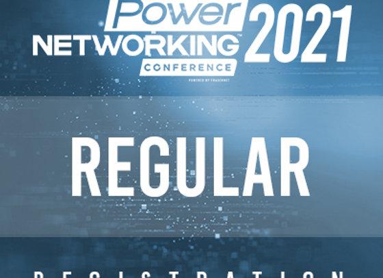 PNGVC2021  Regular Registration