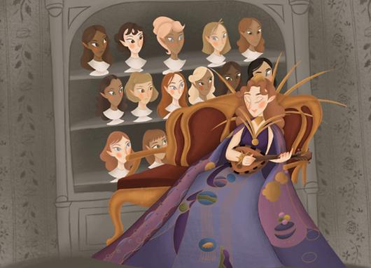 Princess Langwidere