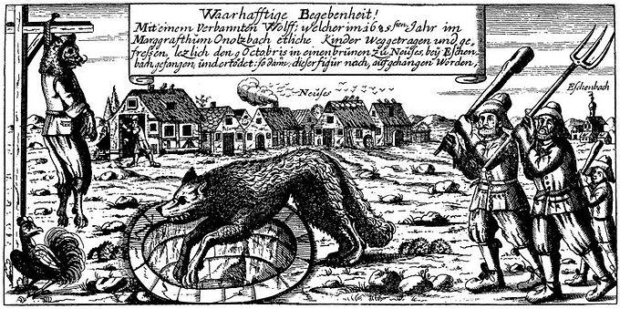 The Werewolf of Bedburg