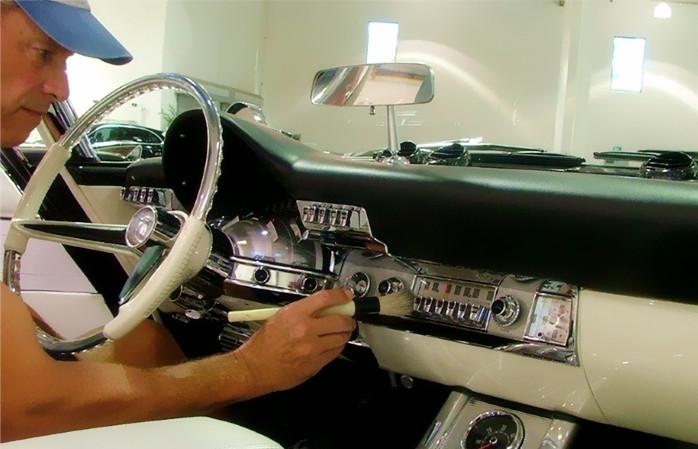 classic car detailing