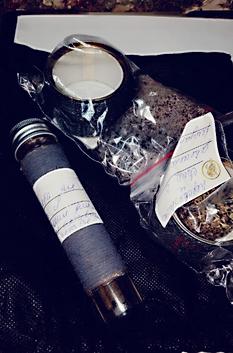 Набор для проведения ритуалов